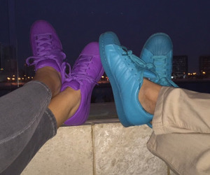 adidas, beautiful, and colors image