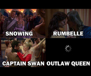 orphan, prince charming, and snow white image