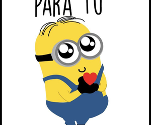 minions and amor image