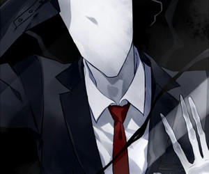 creepypasta and slenderman image