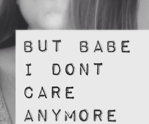 babe, care, and cry image
