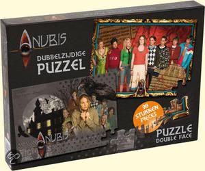 puzzel, het huis anubis, and anubis image