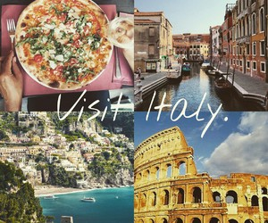 adventure, goals, and italy image