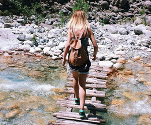 adventure, girl, and summer image