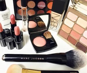 makeup, lipstick, and chanel image