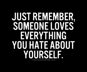 love, quote, and hate image