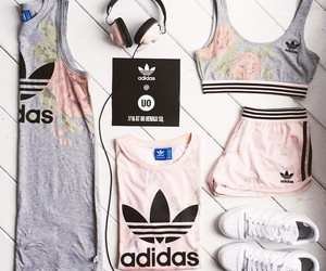 adidas, outfit, and sport image
