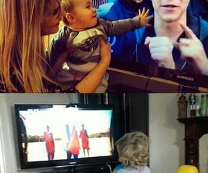 1d, niall horan, and theo horan image