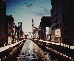 beautiful, japan, and river image