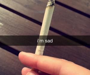 alone, sad, and sadness image