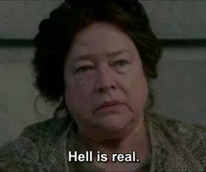 american horror story, hell, and ahs image