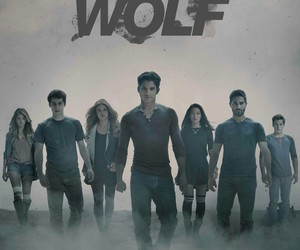 teen wolf, scott, and lydia image