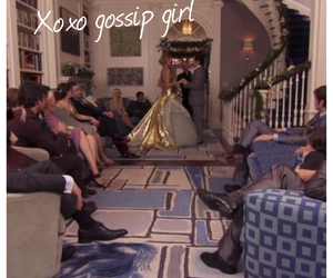 amis, famille, and gossip girl image