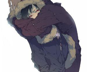 durarara, drrr, and anime image