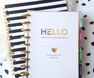 planner, planner addict, and mambi happy planner image