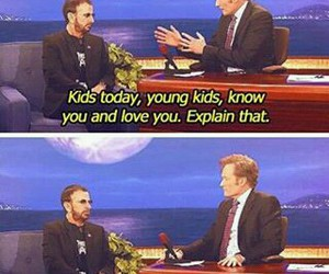 funny, interview, and kids image