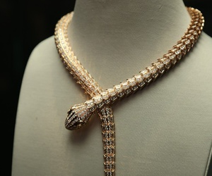 bulgari, diamonds, and serpenti image