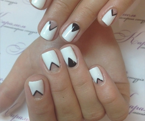 design, inspired, and nails image