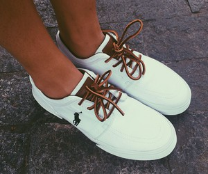 Polo and shoes image