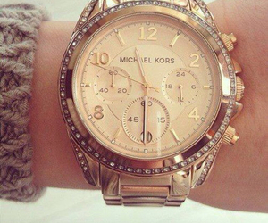 femme, montre, and style image