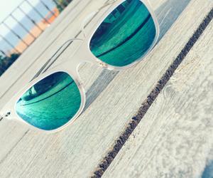 ray ban, love, and sunglasses image