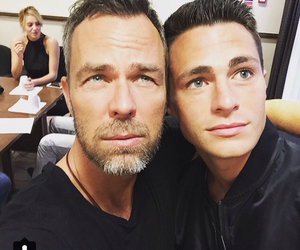 teen wolf, colton haynes, and jr bourne image