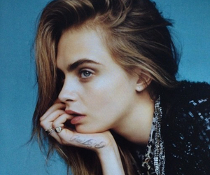 cara delevingne and model image