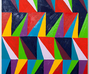 art, contemporary, and geometrical image