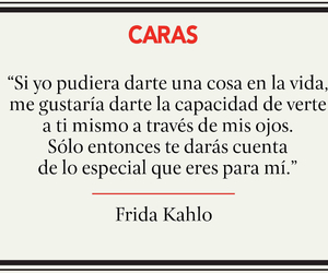 caras and frida kahlo image