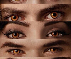 twilight, eyes, and cullen image