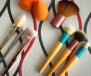 accessories, beautiful, and Brushes image