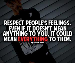 feelings and respect image