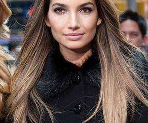 hair, Lily Aldridge, and girl image