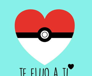 love, pokemon, and ​amor image