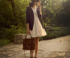 country, fashion, and vintage image