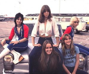 the runaways and the runaways in europe image