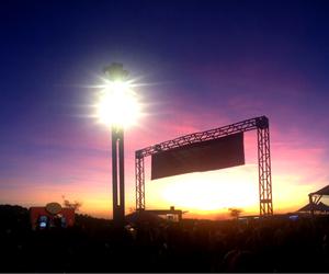 sky, sunset, and belohorizonte image