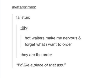 ass, order, and tumblr image