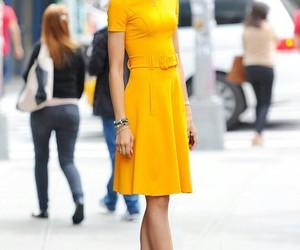 zendaya, dress, and outfit image