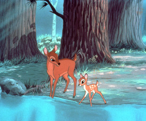 mother love bambi image
