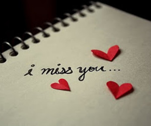 love, i miss you, and miss image