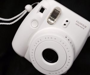 instax, polaroid, and white image