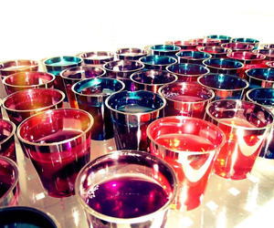 party, vodka, and jell-o shots image