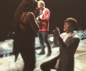 jesy nelson, little mix, and ed sheeran image