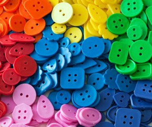 colorful and buttons image