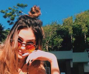 black, sunglasses, and fresh image