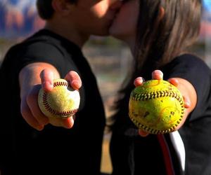 baseball and softball image