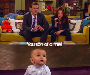 how i met your mother and lily aldrin image
