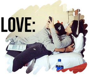 couple, swag, and becky g image