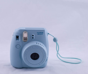 blue, summer, and instax mini image